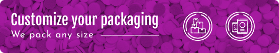 Customize your packaging