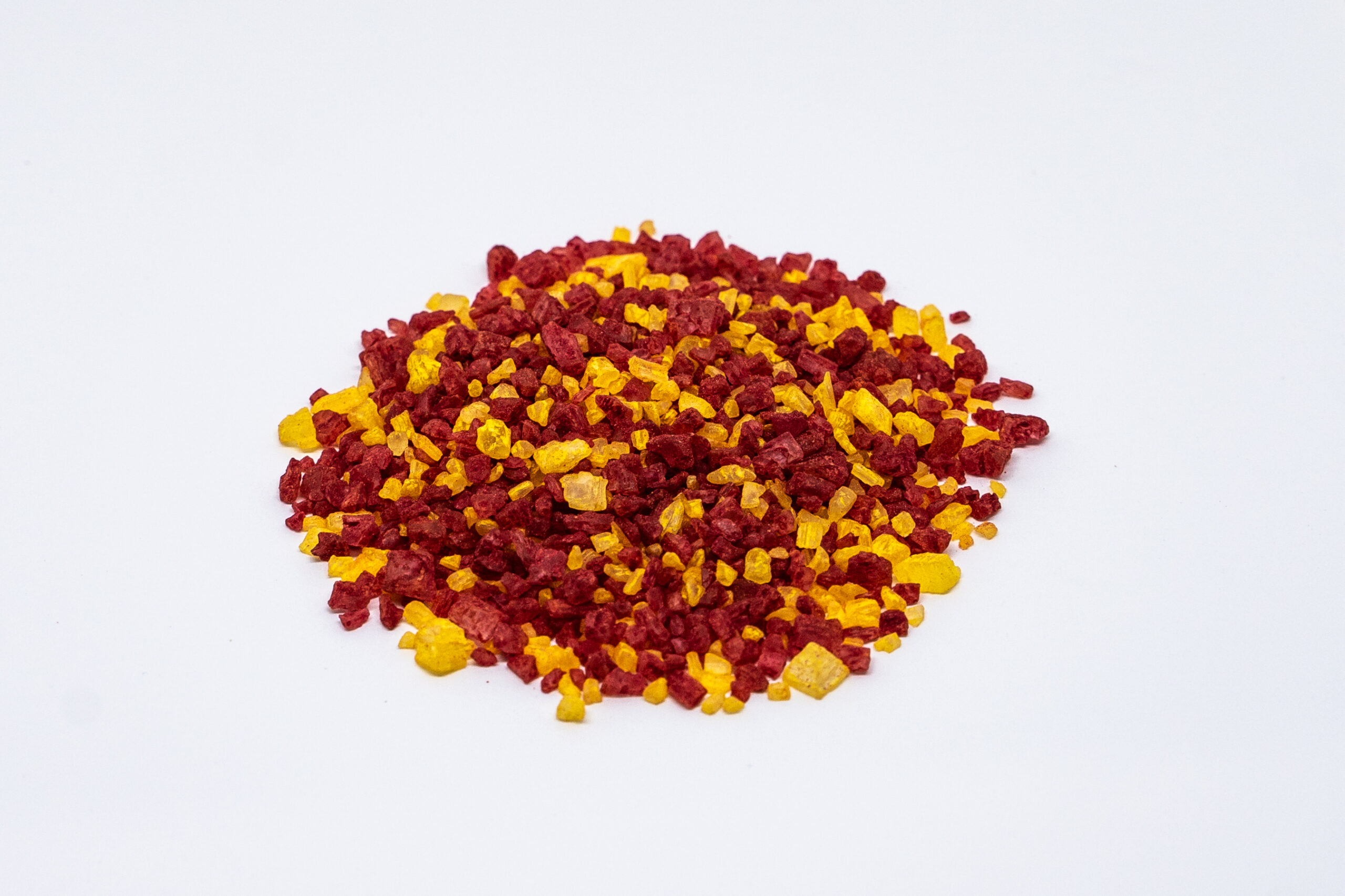 Red and Yellow salt