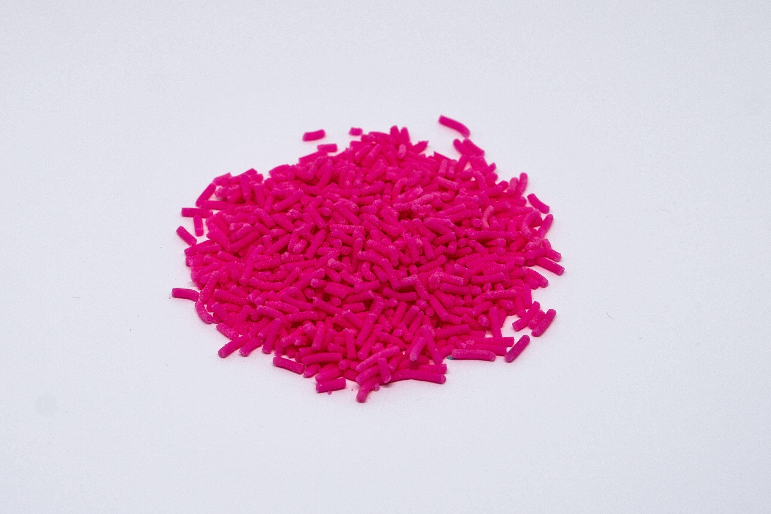 Pink sprinkles azo