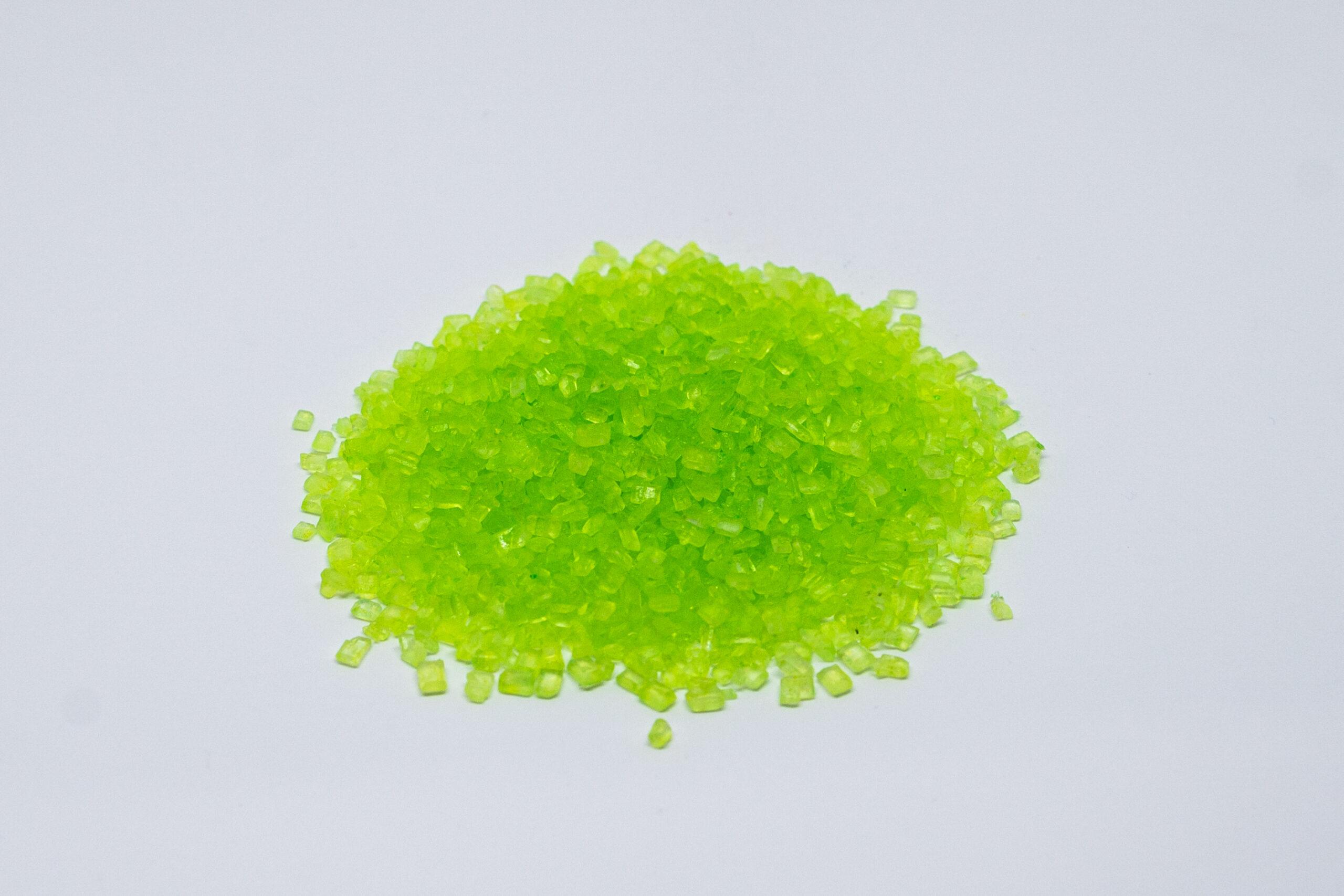 Light Green sugar